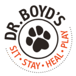 Dr. Boyd's Veterinary Resort Logo